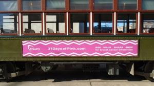 Pink Streetcar 2014